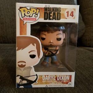 Daryl Dixon Pop! Figure from the Walking Dead